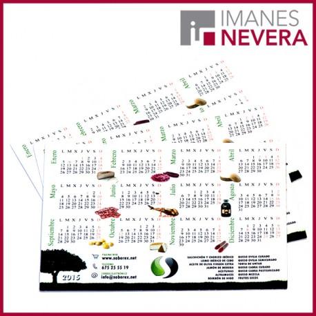 Calendarios Magnéticos
